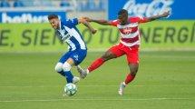 Liga | El Granada supera al Deportivo Alavés