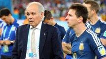 Argentina   Fallece Alejandro Sabella