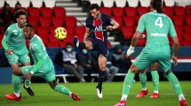 Ligue 1 | El PSG abusa del Angers