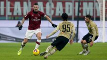 Los 6 intocables del AC Milan