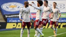 Mantienen al Atlético de Madrid en la puja por Alexandre Lacazette