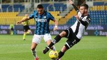 Serie A | El Inter de Milán arrolla a la Sampdoria