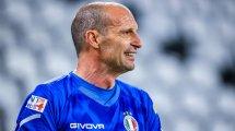 Massimiliano Allegri cambia el futuro de 3 piezas de la Juventus