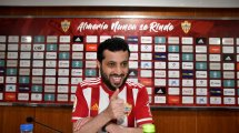 El Almería confirma el fichaje de Lazo