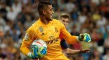 Real Madrid | ¿Volverá a tener minutos Alphonse Areola?