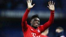 Alphonso Davies, el diamante en bruto del Bayern Múnich