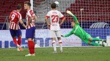 Liga | El Atlético de Madrid exhibe poderío ante el Real Mallorca