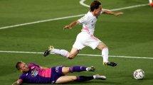 Real Madrid   Álvaro Odriozola empieza a cambiar su destino