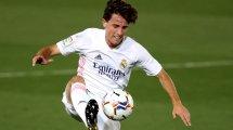 Real Madrid | Álvaro Odriozola quiere seguir en el Real Madrid