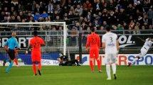 Ligue 1 | Lluvia de goles entre Amiens y PSG