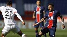 Ligue 1 | El Lille tumba al PSG en el Parque de los Príncipes