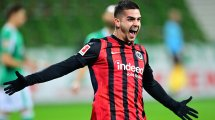 Eintracht | André Silva está en la rampa de salida