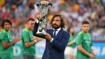 ¡Andrea Pirlo es el nuevo entrenador de la Juventus!