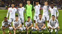 Eurocopa | La lista de 33 de Inglaterra