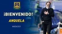 El Alcorcón renueva a Juan Antonio Anquela por una temporada
