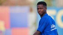La oportunidad de Ansu Fati en el FC Barcelona