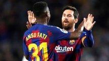 ¡Más de 100 M€ para llevarse a Ansu Fati del FC Barcelona!