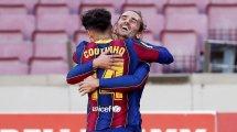 El FC Barcelona define sus planes para 3 futbolistas