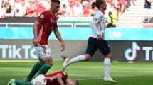 Eurocopa   Hungría deja a Francia a medias
