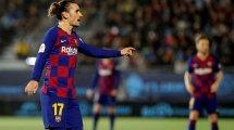 La Premier League acude al rescate de Antoine Griezmann