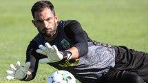 La recompensa de Sporting de Portugal a Antonio Adán