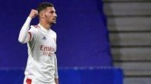 ¿Houssem Aouar, una oportunidad para el Real Madrid?