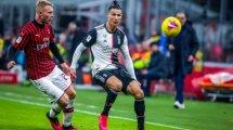 Oficial | Aplazado el Juventus de Turín – AC Milan