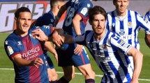 Liga | El Huesca gana sobre la bocina a la Real Sociedad