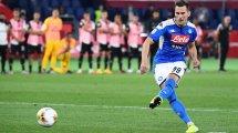 ¿Arkadiusz Milik, rumbo a la Ligue 1?
