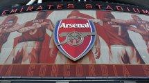 Omar Rekik ficha por el Arsenal