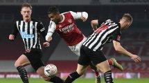 FA Cup | El Arsenal tumba al Newcastle United en la prórroga