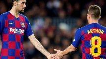 FC Barcelona | Sigue la incertidumbre por la lesión de Arthur Melo