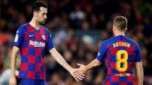 La Juventus de Turín insiste con Arthur Melo