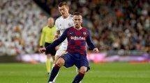 El intercambio que la Juventus aún confía en cerrar con el FC Barcelona