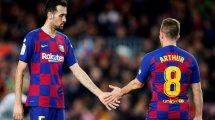 Arthur Melo solo tiene ojos para el FC Barcelona
