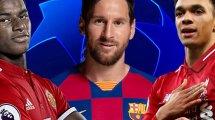 Liga de Campeones | Equipo tipo de la 2ª jornada