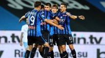 El Inter de Milán acumula 2 objetivos en el Atalanta
