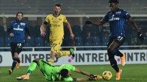 Serie A   Batacazo del Atalanta contra el Hellas Verona