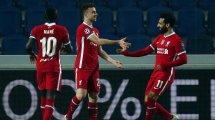 Liga de Campeones | El Liverpool tritura al Atalanta; goleada del Bayern y triunfo del City