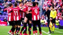 El Athletic de Bilbao afina su puntería