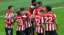 El sensacional rendimiento de Iker Muniain en el Athletic de Bilbao