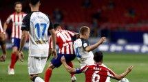 Liga | El Atlético de Madrid se impone al Deportivo Alavés