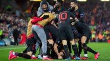 Atlético | El esfuerzo de los jugadores ante el ERTE