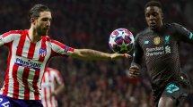 Atlético de Madrid - Liverpool | Las reacciones de los protagonistas