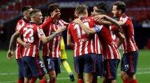 El Atlético le presta una pieza al Mirandés
