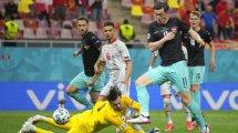 Eurocopa   Austria supera a una férrea Macedonia del Norte
