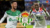 El Real Betis quiere repetir el éxito de la fórmula Nabil Fekir