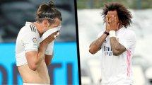 Real Madrid | Dudas con el futuro de 9 piezas