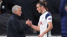 Tottenham Hotspur | Gareth Bale responde en el campo