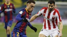 Athletic Club | Mikel Balenziaga alude a su futuro